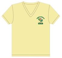v-neck-logo-yellow
